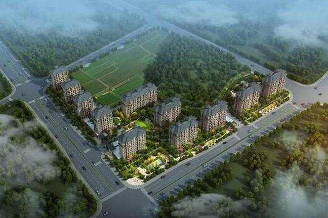 丽水市区最新安置公寓设计共418套