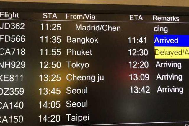 海宁又有11名政府工作人员飞赴泰国 参加救援和善后