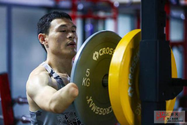 双臂截肢金华小伙逆袭成健身教练 不要同情想被认同
