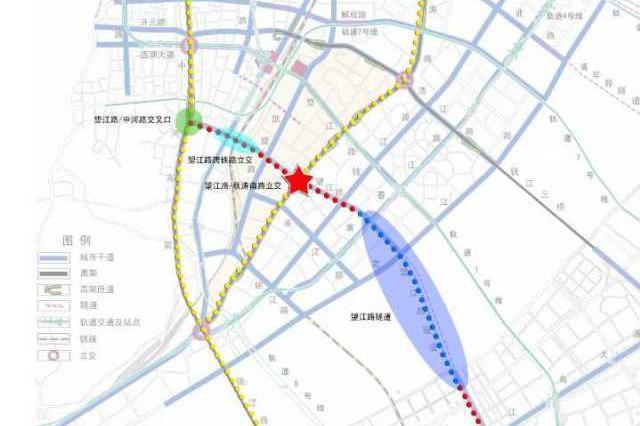杭州望秋立交有望今年10月通车 比原计划提前2个月