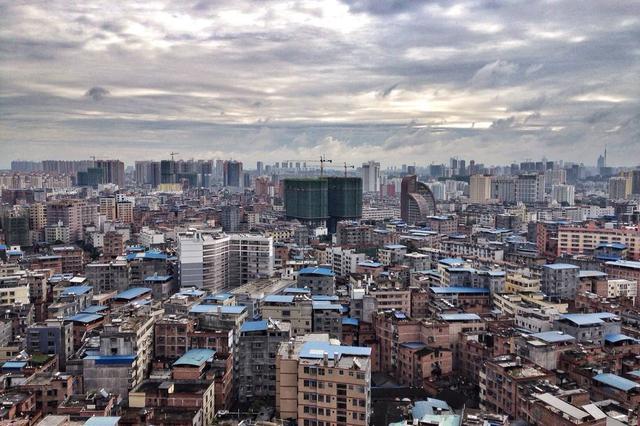 杭州第一批城中村改造的闸弄口新村即将旧貌换新颜