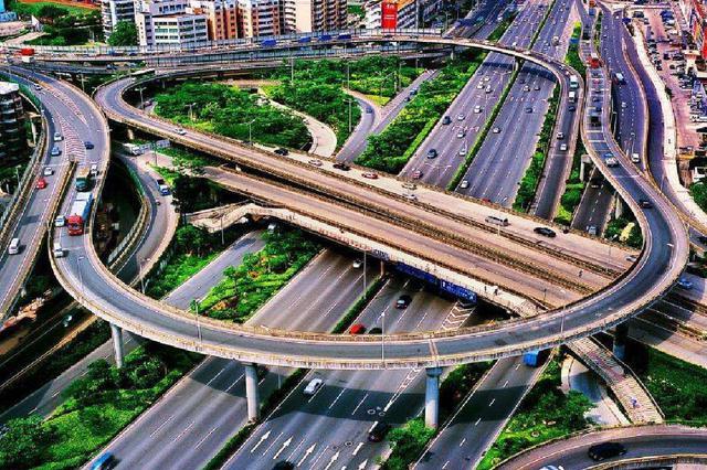 杭州望秋立交预计10月通车 去城北或市中心方便很多