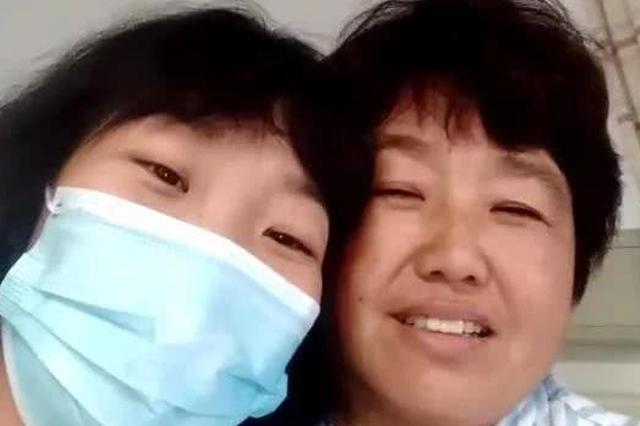 衢州1女孩确诊尿毒症5年错过2次肾源 母亲割肾救女