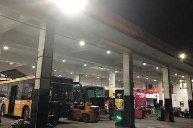 杭州24小时公交疗伤站 有人在这上了15年夜班