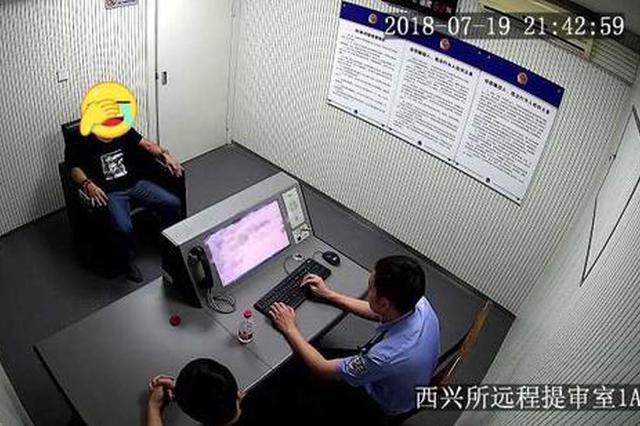 杭州1男子伪造证件处理违法 演技差一眼就被交警识破
