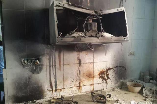 台州女子接儿子回来后发现家被烧毁 自己还进拘留所
