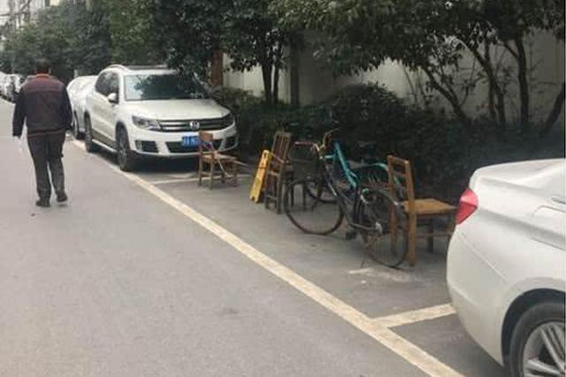 100个车位800辆车 杭州老小区用智慧破解停车难