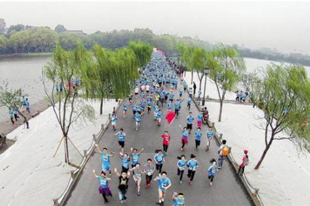 今年杭州马拉松名额大幅增加 下周四开始报名