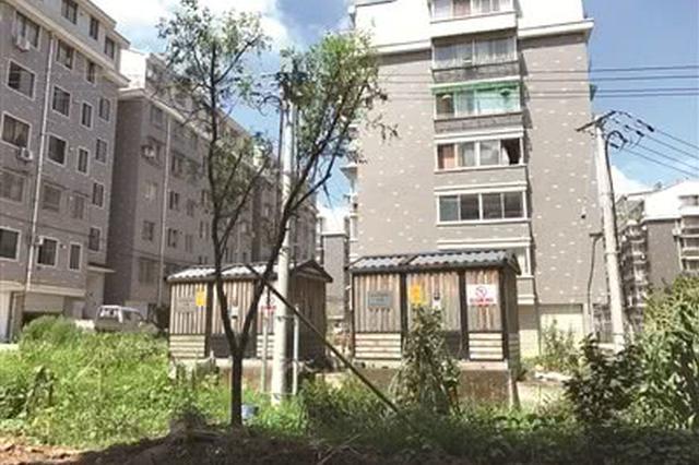 杭1城中村装上新的630千伏安变压器 无需再担心停电