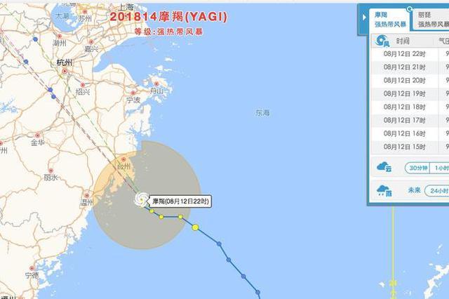 浙江启动省级救灾预警响应 紧急转移安置18万余人