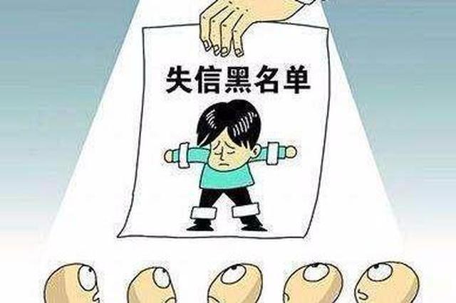 """宁波象山四渔民被纳入 金融""""失信黑名单"""""""
