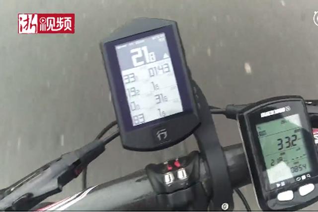 骑行1700公里 12岁男孩和老爸从北京骑到杭州