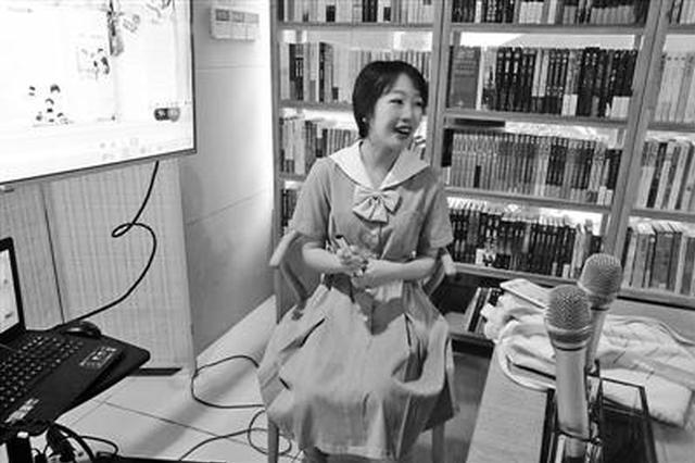 宁波大二女生钱进 暑假办了五场新书分享会