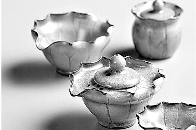 韩国官窑名匠首次在杭州办展 集中30年创作的精品