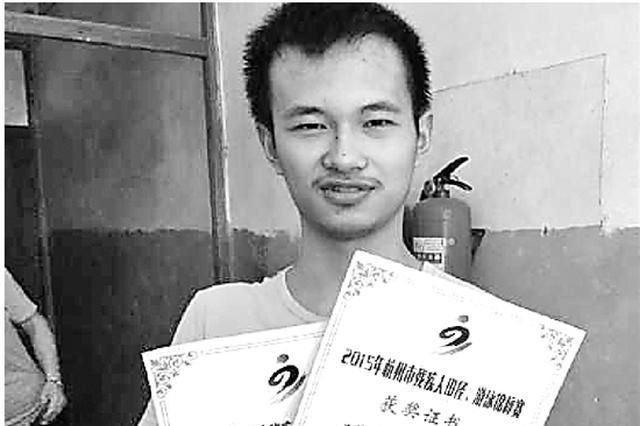 杭州1脑瘫少年高考超过一段线47分 远赴北京求学