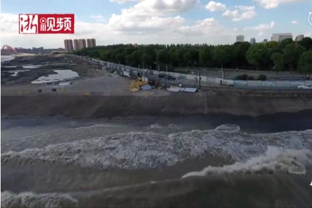 杭州鬼王潮放了鴿子 但觀潮客說這個變化更讓人失落