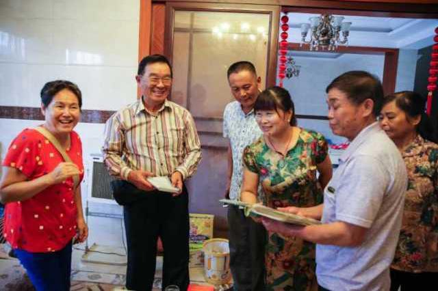 一封家书唤起半个世纪的离别 台湾老人到杭州圆梦