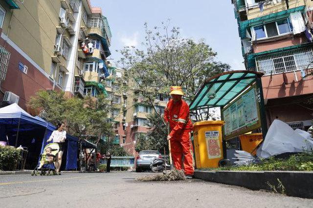 国庆杭州迎客超1770万 每天1.2万环卫工忙碌(图)