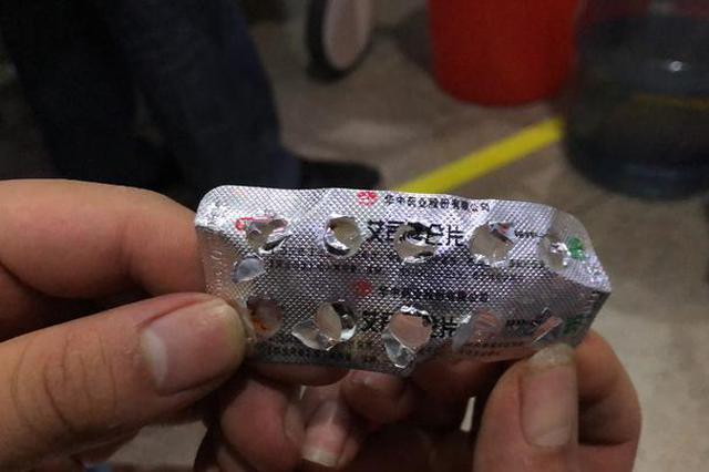 绍兴男子为情自杀吞服安眠药 警方分秒必争抢救生命