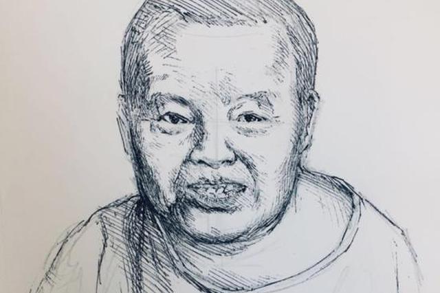 宁波16岁女生另类过假期 为癌症病人画画写下千字文
