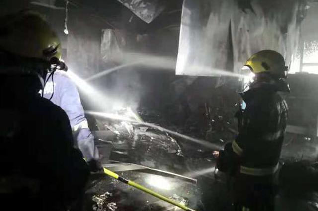 杭州萧山一车间昨天爆炸 初步判断是1块锂电池惹的祸