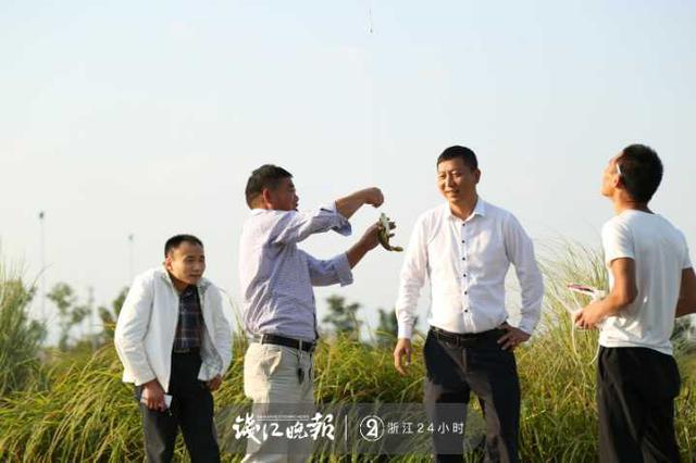 衢州钓鱼高手用无人机在池塘钓鱼 但要求必须要鱼多