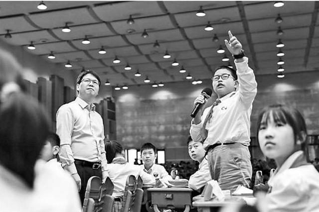 全国500位数学老师聚集杭州 掏心窝地拿出各自干货