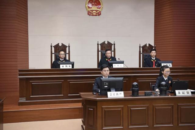 寧波市中級人民法院審理中宣部原副部長魯煒受賄一案