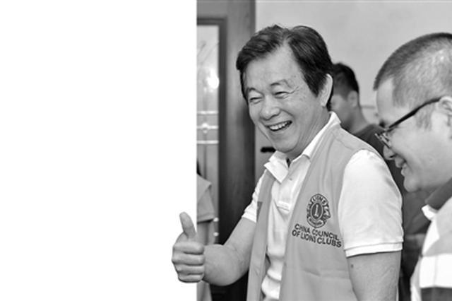 美籍华人在宁波当志愿者:能帮助别人就是最大的快乐