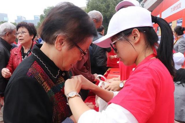 寧波中學迎120年校慶 諾獎獲得者屠呦呦發來賀信