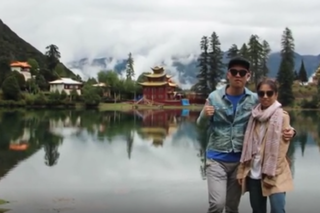浙江聾人夫妻44天自駕游西藏 總行程達1.2萬多公里