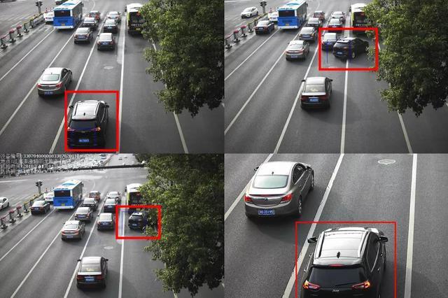 提高机动车守法率 金华市区20个路口监控不间断抓拍