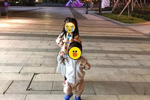 宁波4岁女孩商场门口被石块砸中 热心目击者是当事人