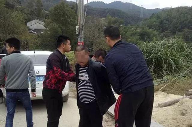 专车接送专人巡逻 台州三门警方抓获45名狡猾的赌徒
