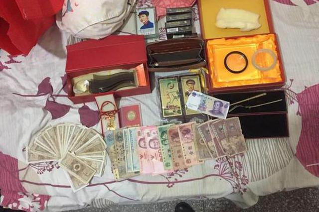 杭州1奇葩男子溜门盗窃 先在主人家睡一晚再行动