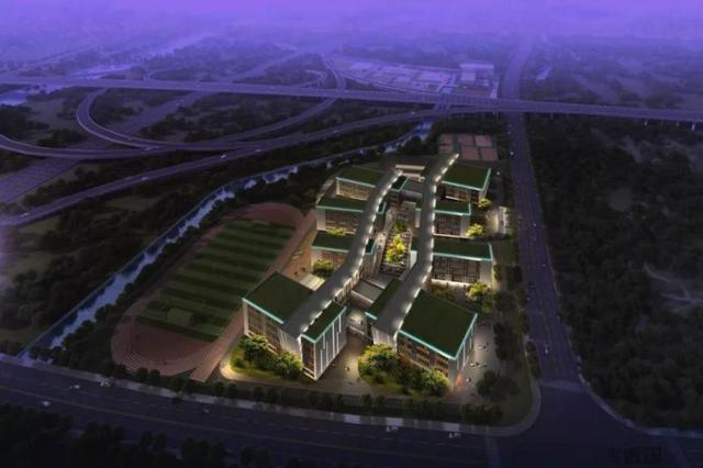 宁波鄞州新添一所初中 预计今年年底竣工明年9月开学