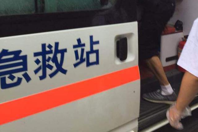 杭1大伯突发心梗 救护车抵达医院到血管开通仅14分钟