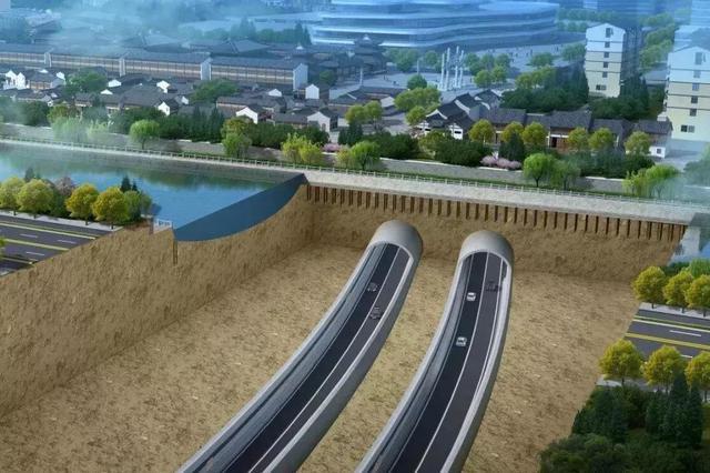 穿过大运河杭州段的隧道将贯通 城西到城北仅10分钟