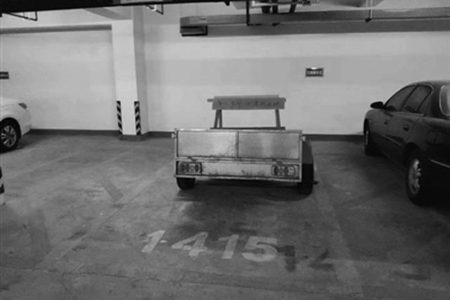 宁波1小区无障碍车位当普通车位卖 开发商称买卖合法