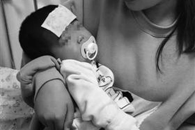 宁波一个14个月女婴等着做肝移植手术 你愿帮帮她吗