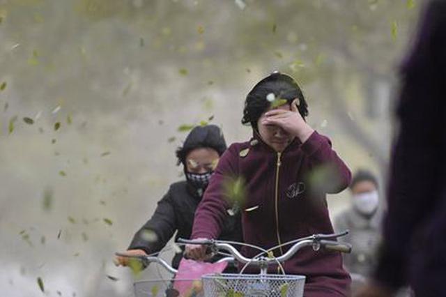 宁波今天降雨降温两连击 周五最低温将降到7℃左右