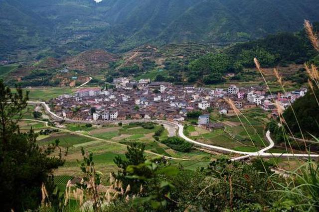 浙江公布第七批历史文化村落保护利用重点村名单
