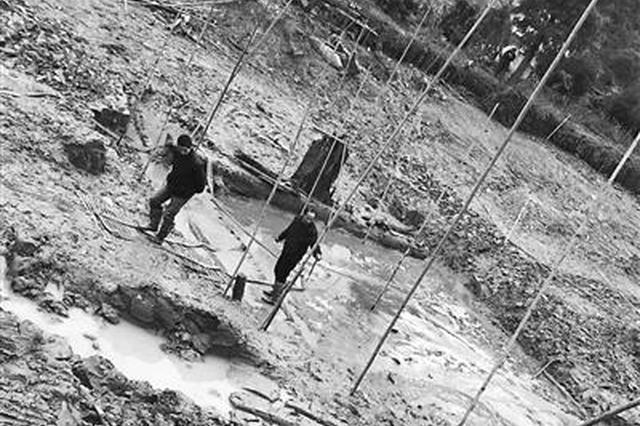 宁波象山一河道内发现古沉船 疑为古代商船详情待考