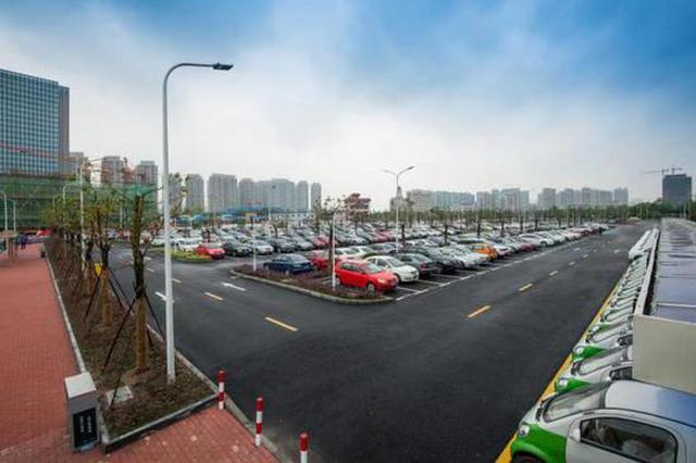 杭州多家医院周边停车场建成 缓解看病就诊停车难