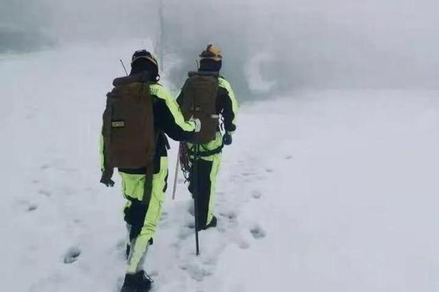 杭2驴友去安吉赏雪失联近4天 最后一通电话:正在下山