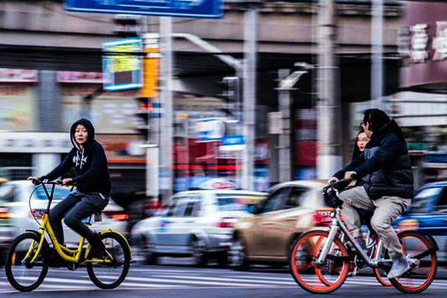 杭打造全国文明骑行试点:不文明停车扣用户信用积分