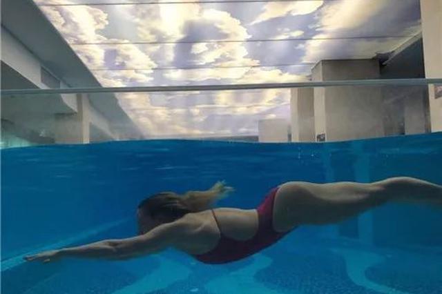 匈牙利名将赞杭州游泳池太酷 泳坛大咖都爱上杭州