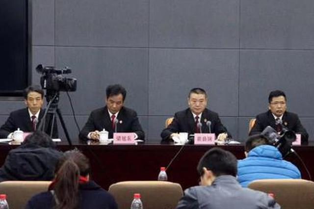 浙江1年来扫黑除恶受理黑恶势力犯罪案件328件2457人
