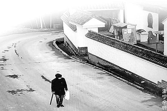 17岁男孩负气离家出走 三天从绍兴徒步到宁波