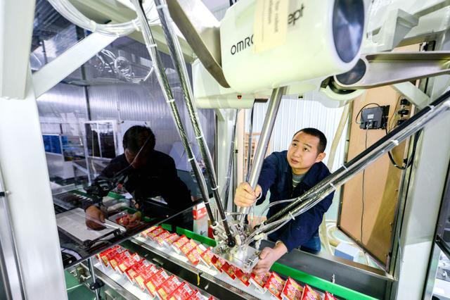 浙江长兴新年研发新产品 效率提高6倍